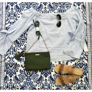 Gigi New York Chelsea Crossbody Bag